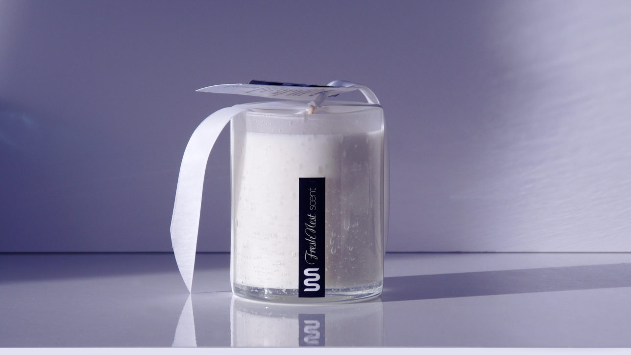 MONO 80 Pure Bubble -  Size : 1296mm / Total Weight : 0.7kg / Burning Hours : 75
